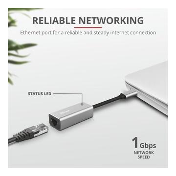 Trust Dalyx Ethernet 1000 Mbit/s