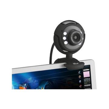 Trust SpotLight Pro 1,3 MP 1280 x 1024 Pixel USB 2.0 Nero
