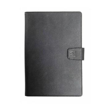 """Tucano Unico 25,4 cm (10"""") Custodia a libro Nero"""
