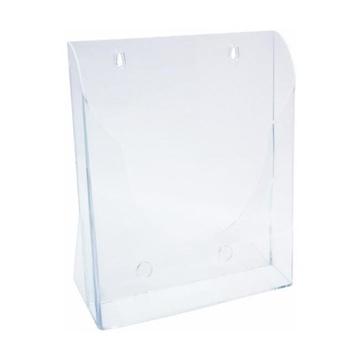 Twinco M558207 porta documenti Acrilico Trasparente