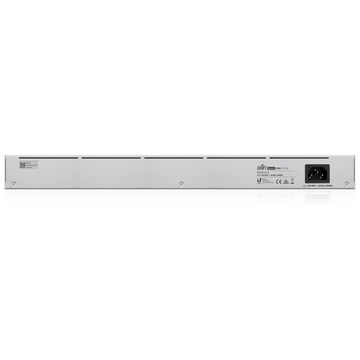 Ubiquiti Networks UniFi 16-Port PoE Gestito L2/L3 Gigabit Ethernet Argento 1U PoE