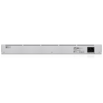 Ubiquiti Networks UniFi 24-Port PoE Gestito L2/L3 Gigabit Ethernet Argento 1U PoE