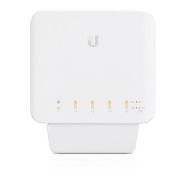 Ubiquiti Networks UniFi USW‑FLEX Gestito L2 Gigabit Ethernet Bianco PoE