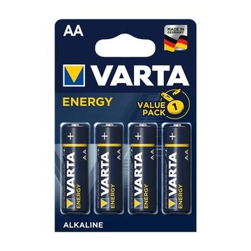Varta Energy AA Batteria monouso Stilo AA Alcalino