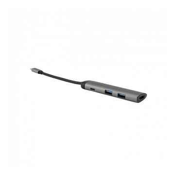Verbatim 49140 hub di interfaccia USB 3.0 (3.1 Gen 1) Type-C
