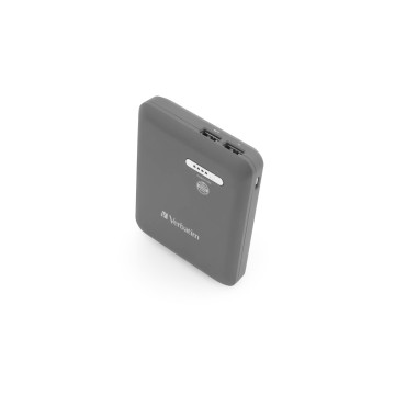 Verbatim Dual USB Portable Power Pack - 13600 mAh