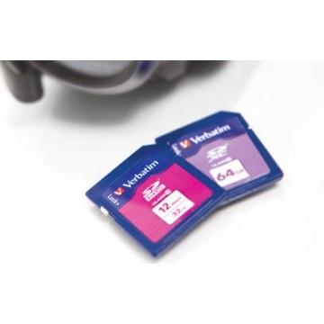 Verbatim 64GB SDXC Classe 10