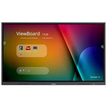 """ViewSonic IFP6532 65"""" 4K Touch Nero"""