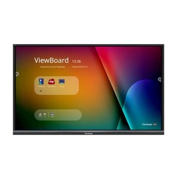 """ViewSonic IFP6550-3 65"""" 4K Touch Nero"""