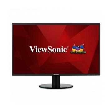 "ViewSonic VA2719-2K-SMHD 27"" Wide Quad HD Nero"