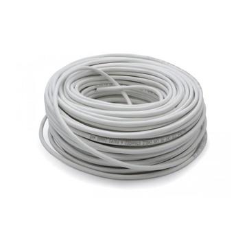 Vultech SC13002-100 cavo di rete 100 m Cat5e U/UTP (UTP) Bianco