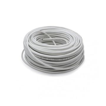 Vultech SC13502-100 cavo di rete 100 m Cat6 U/UTP (UTP) Bianco