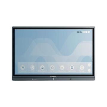 "Wacebo DBLWE-E8X-86-40T-4K Smart 86"" 4K Touch USB / Bluetooth Grigio"