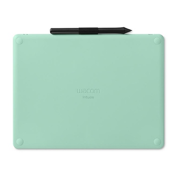 Wacom Intuos Medium Bluetooth Pistacchio - Tavoletta con penna