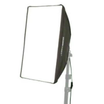 Walimex Daylight 250 50W Con Diffusore Softbox Quadrato