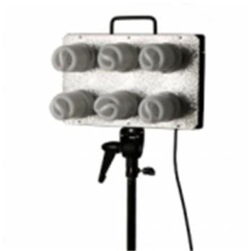 Walimex Daylight Set 720 con Softbox, 45x65cm