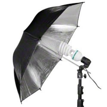 Walimex Lamp Holder E27 + Hot Shoe