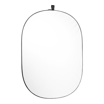 Walimex Fondale Pieghevole 200x230cm Nero / Bianco