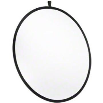 Walimex Pannello riflettente pieghevole Silver - Bianco Ø107cm