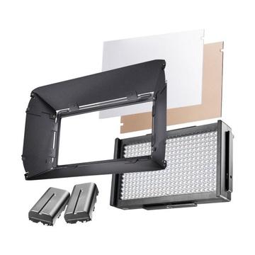Walimex LED Foto/Video Square 312 B