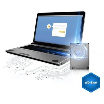 Western Digital HDD WD Blue 3.5