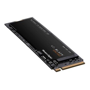 Western Digital Black SN750 M.2 1000 GB PCI Express 3.0 NVMe