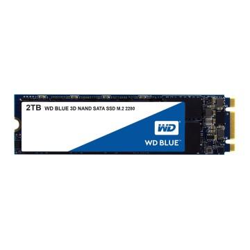 Western Digital Blue 3D NAND SATA SSD 2TB M.2