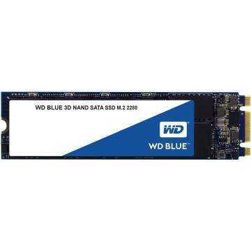 Western Digital Blue 500GB SSD M.2 3DNAND