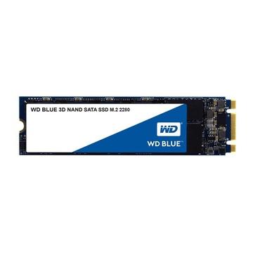 Western Digital WDBK3U2500ANC M.2 250 GB SATA III 3D TLC Blu