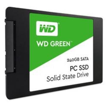 """Western Digital Green 240GB 2.5"""" Sata III"""