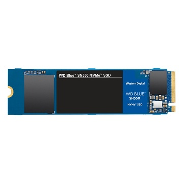 Western Digital WD Blue SN550 NVMe M.2 250 GB PCI Express 3.0 3D NAND