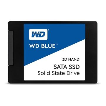 "Western Digital WDBNCE2500PNC 2.5"" 250 GB SATA III 3D TLC Blu"