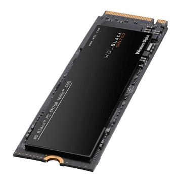 Western Digital WDBRPG5000ANC-WRSN SSD 500GB SN750 NVMe Nero