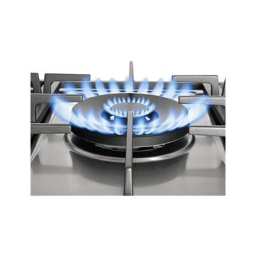Whirlpool GOW7553/WH Incasso Gas 75cm 5 Bruciatori Bianco
