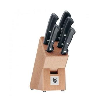 WMF 18.7469.9990 Set di coltelli/coltelleria con ceppo