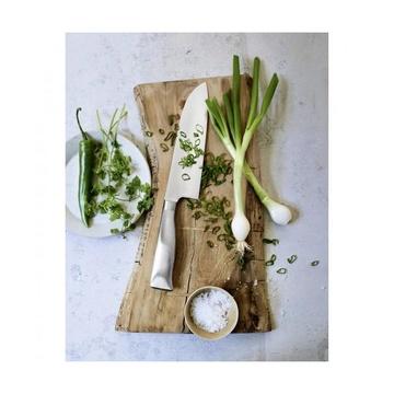 WMF Grand Gourmet 18.8040.6032 coltello da cucina Acciaio inossidabile 1 pezzo(i) Mezzaluna