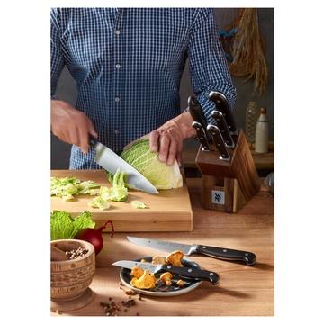 WMF Plus 18.9215.9992 5 pezzi Set di coltelli/coltelleria con ceppo