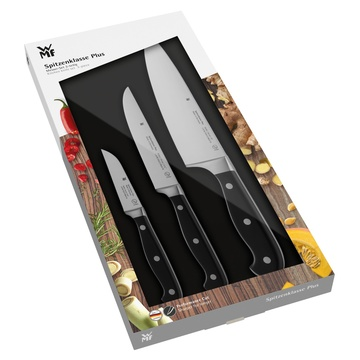 WMF Plus 18.9491.9992 posata da cucina e set di coltelli 3 pezzo(i)