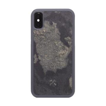 Ecocase stonez airshock granite grigio iphone x