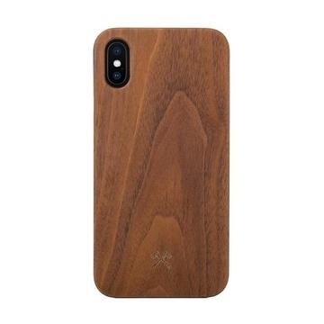 Ecocase classic iphone 7 walnut + nero