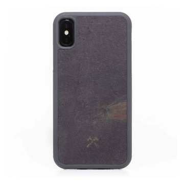 Ecocase stonez airshock volcano nero iphone x