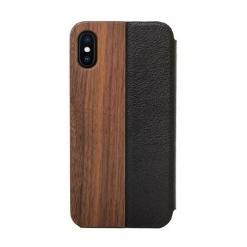 Ecoflip business iphone 7 plus noce + pelle