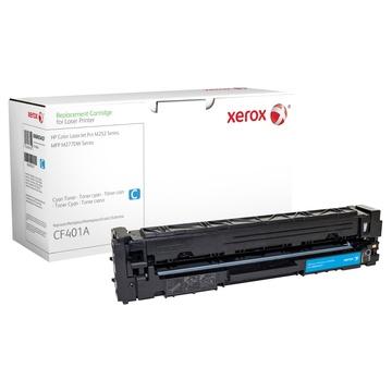 Xerox Cartuccia Toner Ciano. Equivalente A Hp Cf401A