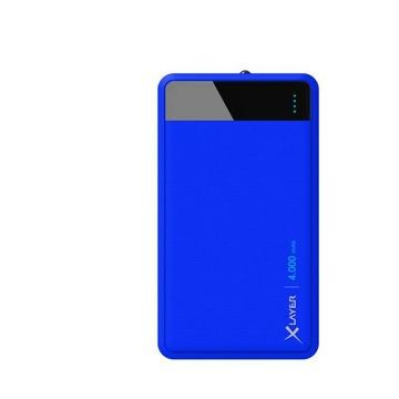 Xlayer Colour Line LiPo 4000 mAh Blu