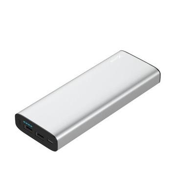 Xlayer PLUS MacBook Silver 20100 Ioni di Litio 20100mAh Argento