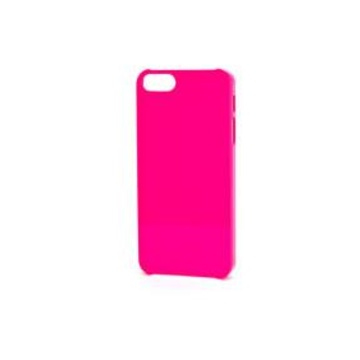 Iplate glossy iphone 5 cover rosa