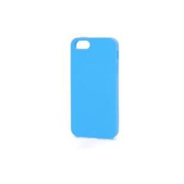 Soft grip case iphone 5 cover blu