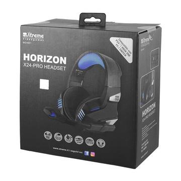 Sharkoon Shark Zone H10 Cuffie per PC Nero