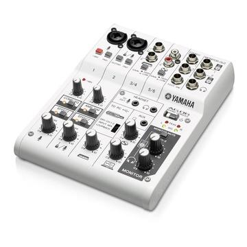 Yamaha AG06 6 canali Bianco
