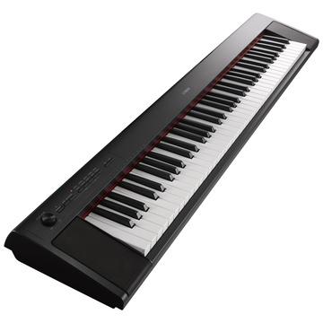 Yamaha NP-32 MIDI 76 chiavi USB Nero